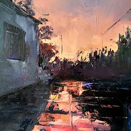 Sunset by Kamsar Ohanyan