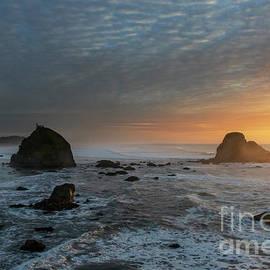 Sunset North Coast by Mitch Shindelbower