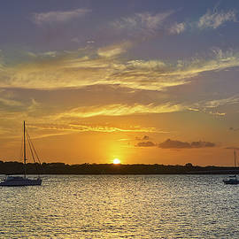 Sunset on Bribie Is by Kerry LeBoutillier
