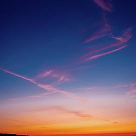 Sunset over Semiahmoo Bay
