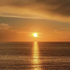 Sunset by Samarpan Artz