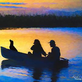 Sunset Silouettes by Randi Chernack
