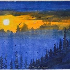Sunset Wonders by Sonali Gangane