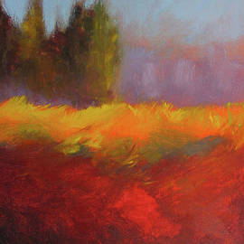 Sunshine and Fog by Nancy Merkle