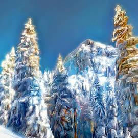 Sunshine On A Winter's Day by Pennie McCracken
