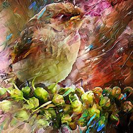 Superb Fairy Wren by Trudee Hunter