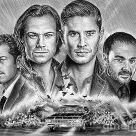 Supernatural  by Andrew Read