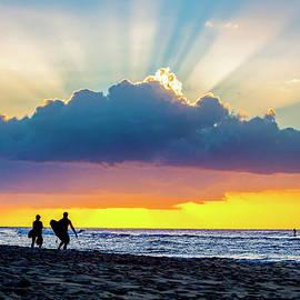 Surf Rays by Sean Davey