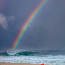 Surfing The Rainbow by Sean Davey