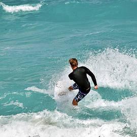 Surfing U.S.A. by Maria isabel Villamonte