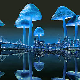 Surreal City by Alex Mir