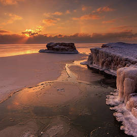 Surreal Ice by Andrew Slater