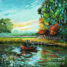 Swamp Colors by Dianne Parks