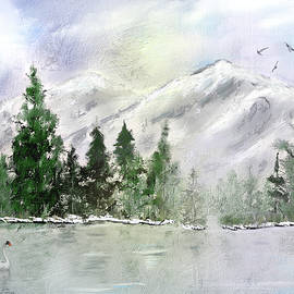 Swan Mountain by Mary Timman