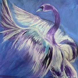Swan Spirit Guide by Gino Parisi