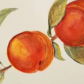 Sweet as a Peach by Terry Feather