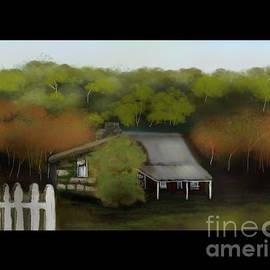 Sweet Little Cottage 2021 by Julie Grimshaw