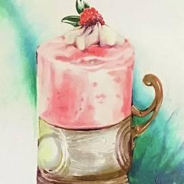 SWEET Stuff Berry Glace  by Laurel Adams