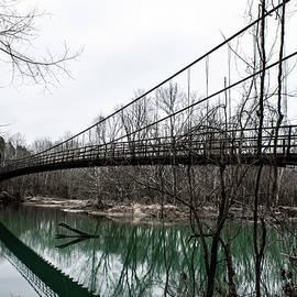 Swinging Bridges by Laura Simpson