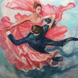 Swirl by Rhonda Polen Wernick
