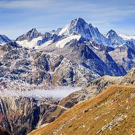 Swiss Alps by Alexey Stiop