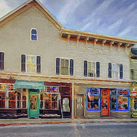 Sykesville in the Afternoon by Kathi Isserman