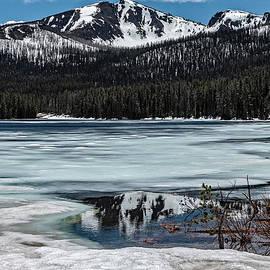 Sylvan Lake, Wyoming USA by Gary McJimsey