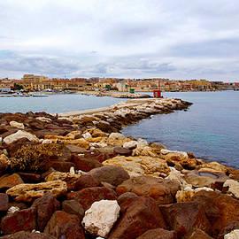 Syracuse, Sicily, Italy. by Joe Vella