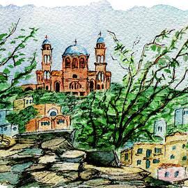 Syros, Old Town by Tatiana Bushmanova
