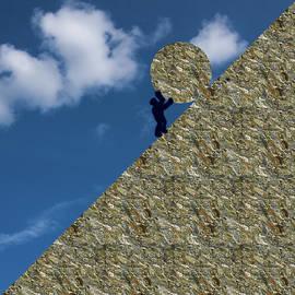 Sisyphus by George Pennington