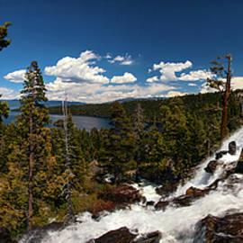 Tahoe Emerald Bay by Ryan Huebel