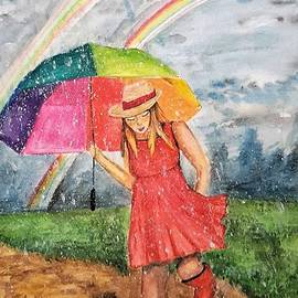 Take Your Rainbow with you by Jenny Scholten van Aschat
