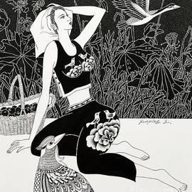 Taking A Break #2 by Xueping Zhang