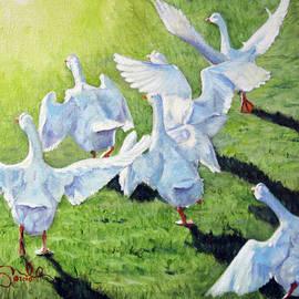 Taking Flight by Becky Miller