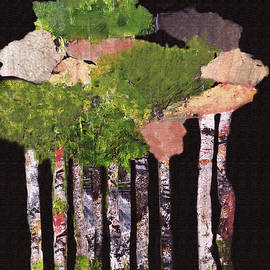 Tall Tall Trees by Sharon Williams Eng