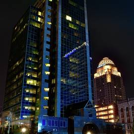 Tallest Towers in Louisville by Frozen in Time Fine Art Photography