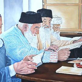Talmud Shiur by Melvyn Kahan