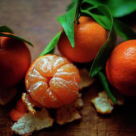 Tangerine Dream by Cassi Moghan