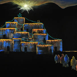 Taos Christmas by Jerry McElroy