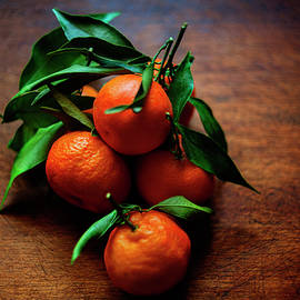 Tasty Tangerines by Cassi Moghan