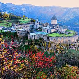 Tatev Monastery 3 by Claude LeTien