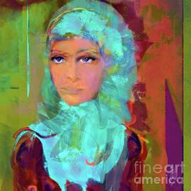 Tawakkol Karman Courage by Zsanan Studio