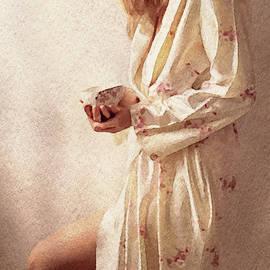 Tea before Breakfast by Susan Maxwell Schmidt