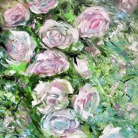 Tea Roses by Marina Wirtz