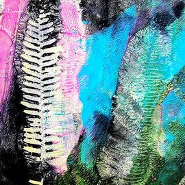Teal Fern by Cynthia Fletcher