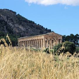 Temple of Athena by Francis Drake
