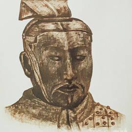 Terracotta Sketches Original by Fei A