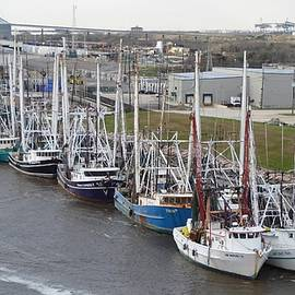 Texas Trawlers by Ocean View Photography