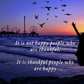 Thankful Day by Judy Vincent