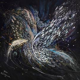 The Angel Wings #15. Digital version 1 by Elena Kotliarker